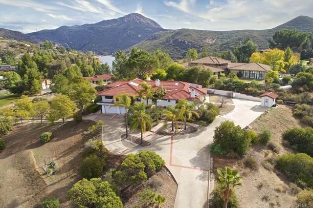 3707 Via Cielo Azul, Alpine, CA 91901 (#302992362) :: Tony J. Molina Real Estate