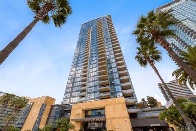 1325 Pacific Hwy #308, San Diego, CA 92101 (#302993587) :: SD Luxe Group