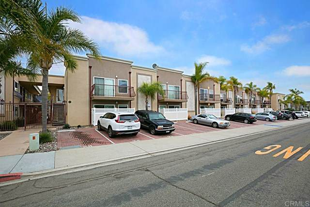 3993 Jewell Street C4, San Diego, CA 92109 (#302993607) :: Dannecker & Associates