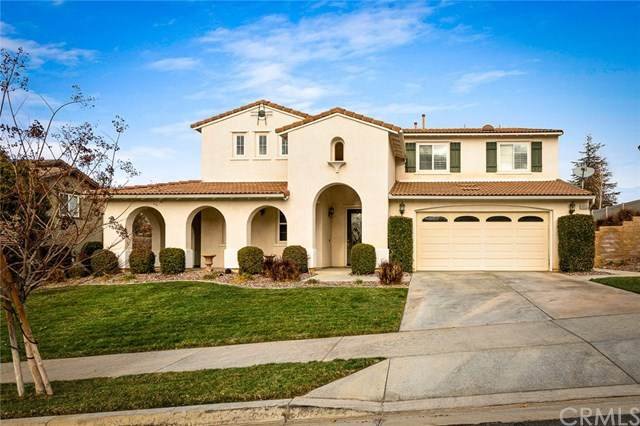 34552 Fawn Ridge Place, Yucaipa, CA 92399 (#302994548) :: Tony J. Molina Real Estate