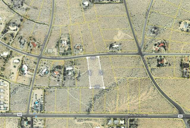 0 Verbena Drive Lot 100, Borrego Springs, CA 92004 (#302994868) :: Dannecker & Associates