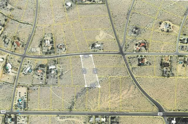 0 Verbena Drive Lot 99, Borrego Springs, CA 92004 (#302994869) :: Dannecker & Associates