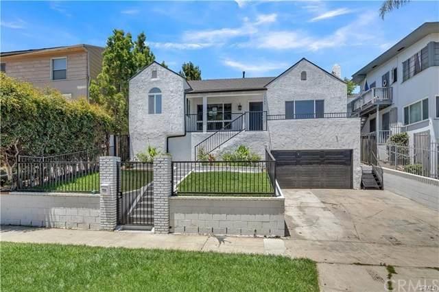 1309 S Mansfield Avenue, Los Angeles, CA 90019 (#302995149) :: Compass