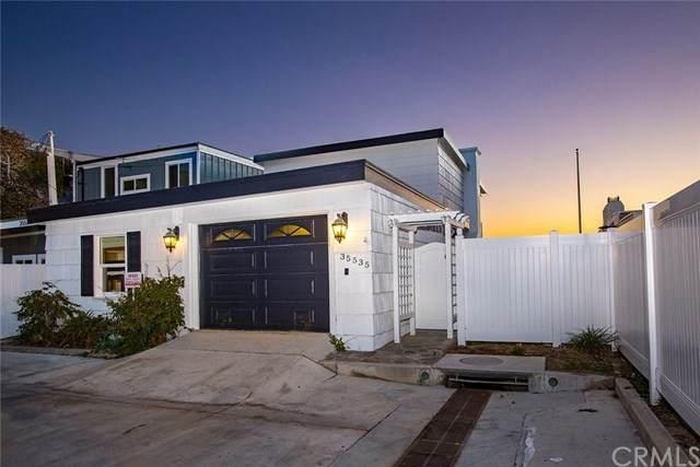 35535 Beach Road, Dana Point, CA 92624 (#302995886) :: Compass