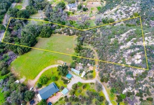 Mussey Grade 7.09 Acres, Ramona, CA 92065 (#302996307) :: Team Forss Realty Group