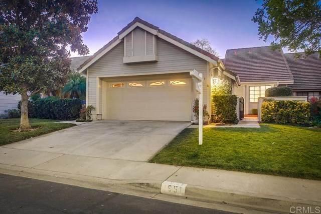 1951 Spyglass Circle, Vista, CA 92081 (#302997837) :: PURE Real Estate Group
