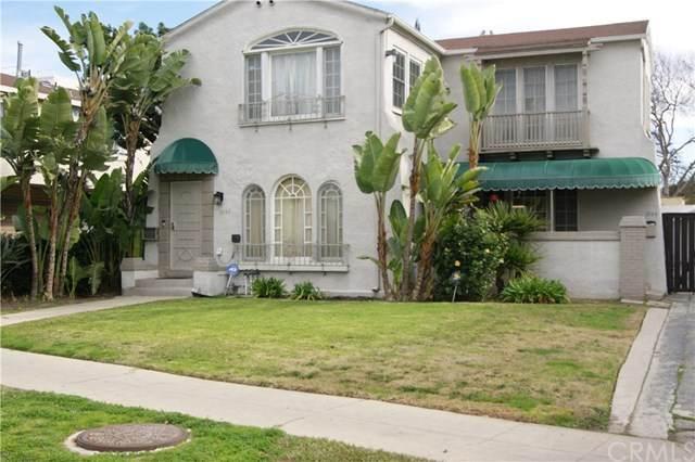 1842 S Redondo Boulevard, Los Angeles, CA 90019 (#302999713) :: Compass