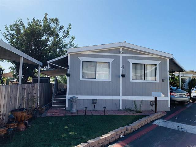 9902 Jamacha Blvd. #58, Spring Valley, CA 91977 (#302999957) :: PURE Real Estate Group