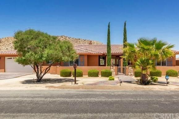 54280 Pinon Drive, Yucca Valley, CA 92284 (#303000061) :: COMPASS
