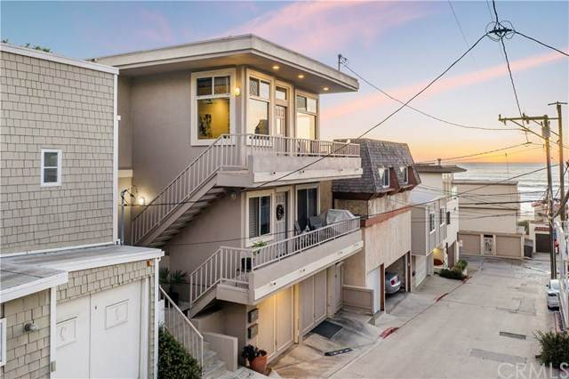126 El Porto Street, Manhattan Beach, CA 90266 (#303000123) :: COMPASS