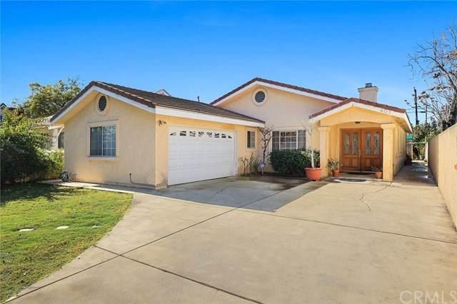 407 N Moore Avenue, Monterey Park, CA 91754 (#303000196) :: Team Sage