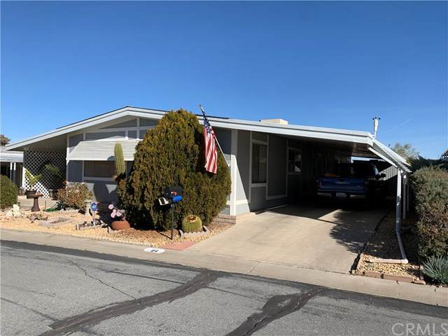 7501 Palm #84, Yucca Valley, CA 92284 (#303000493) :: COMPASS