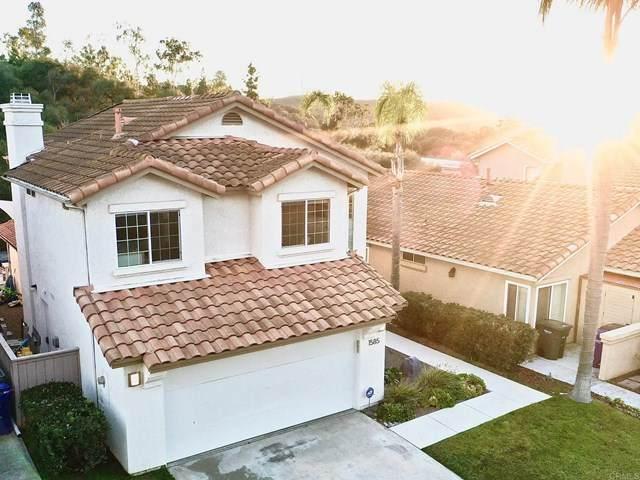 1585 Green Oak Road, Vista, CA 92081 (#303000866) :: PURE Real Estate Group