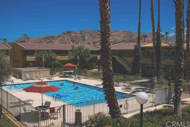 1950 S Palm Canyon Drive #105, Palm Springs, CA 92264 (#303000917) :: Dannecker & Associates