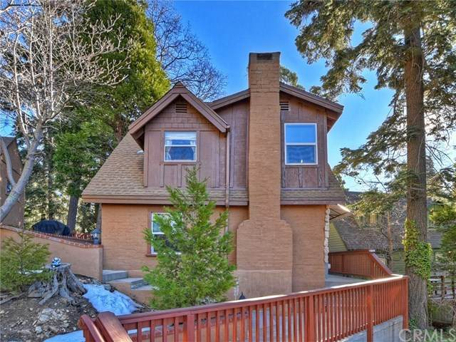 777 Ivy Lane, Lake Arrowhead, CA 92352 (#303001022) :: SD Luxe Group