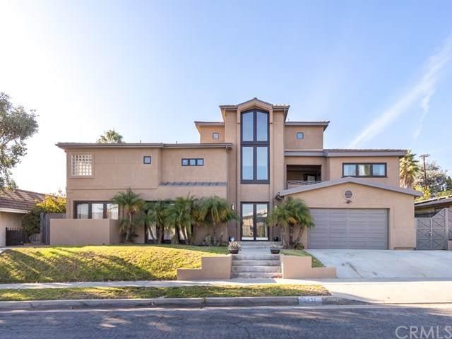 5431 S Chariton Avenue, Ladera Heights, CA 90056 (#303001357) :: Dannecker & Associates