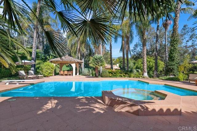 5340 Calzada Del Bosque, Rancho Santa Fe, CA 92067 (#303001730) :: Yarbrough Group