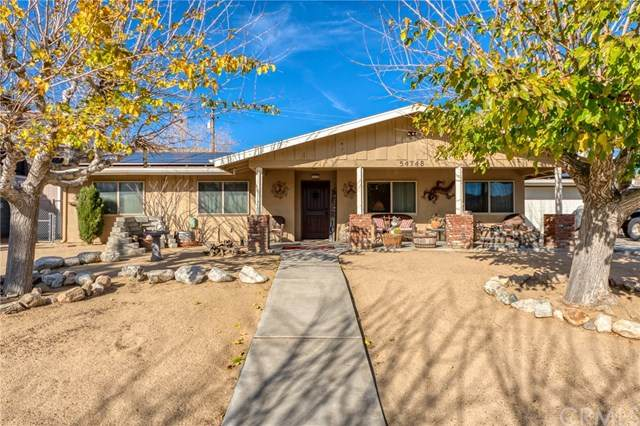 54748 Benecia, Yucca Valley, CA 92284 (#303001931) :: Carrie Filla & Associates