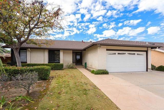 2038 Seca Street, El Cajon, CA 92019 (#303002511) :: PURE Real Estate Group