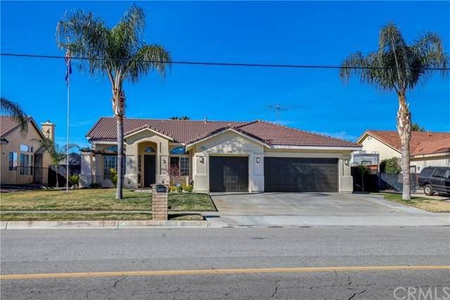 743 N Hemet Street, Hemet, CA 92544 (#303002628) :: Cay, Carly & Patrick | Keller Williams