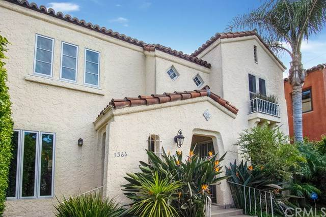 1366 Masselin Avenue, Los Angeles, CA 90019 (#303002816) :: Compass