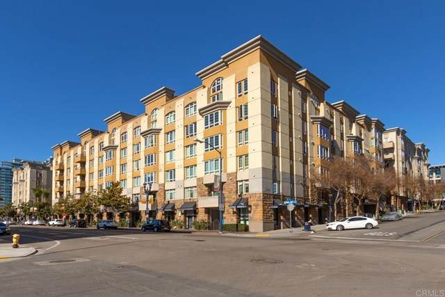 1480 Broadway #2421, San Diego, CA 92101 (#303003198) :: Zember Realty Group