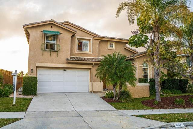 1084 Strawberry Valley Drive, Chula Vista, CA 91913 (#303003830) :: Dannecker & Associates