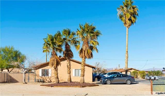74052 Pinon Drive, 29 Palms, CA 92277 (#303003841) :: Cay, Carly & Patrick | Keller Williams