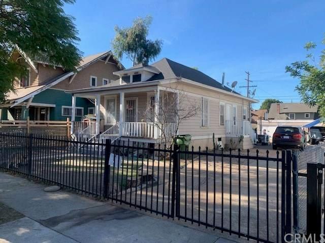 2231 S Catalina Street, Los Angeles, CA 90007 (#303004446) :: Compass