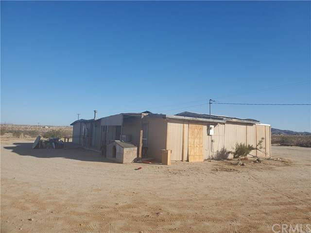 77575 Two Mile Road, 29 Palms, CA 92277 (#303005413) :: COMPASS