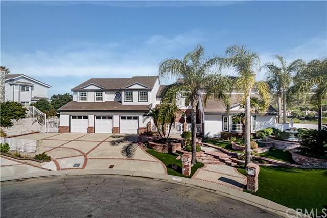 7480 E Hummingbird Circle, Anaheim Hills, CA 92808 (#303005574) :: SD Luxe Group