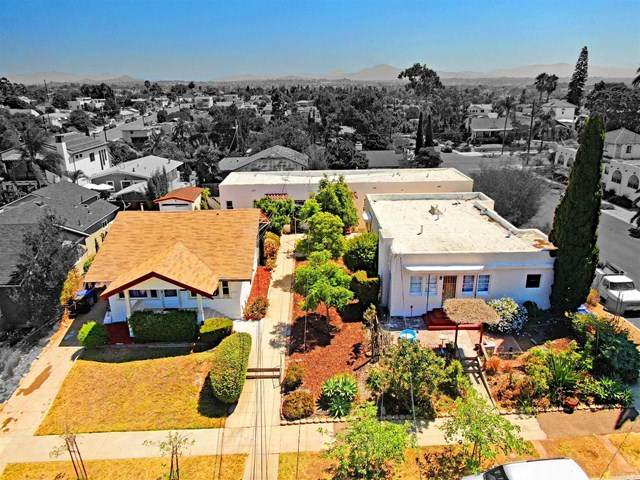 1501 Grove St., San Diego, CA 92102 (#303005621) :: Dannecker & Associates