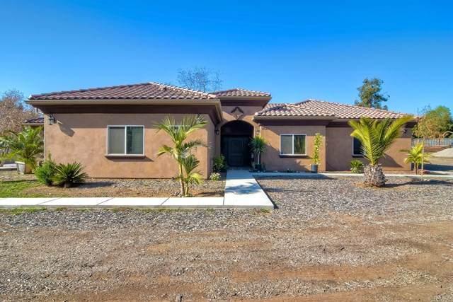 2520 Buena Creek Rd, Vista, CA 92084 (#303005730) :: Team Forss Realty Group