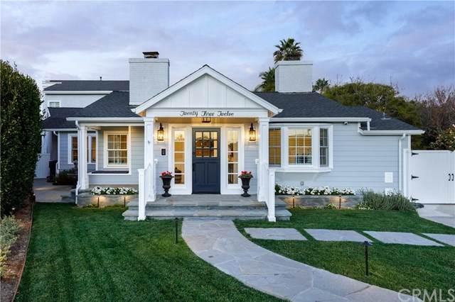 2312 Laurel Place, Newport Beach, CA 92663 (#303006696) :: Dannecker & Associates