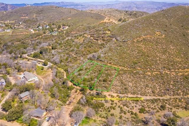0 Chateau Dr., Julian, CA 92036 (#303006890) :: Tony J. Molina Real Estate