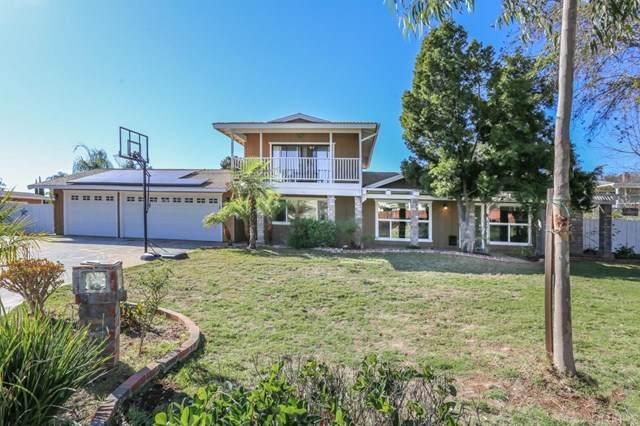 1619 Hillcrest Lane, Fallbrook, CA 92028 (#303007315) :: Yarbrough Group