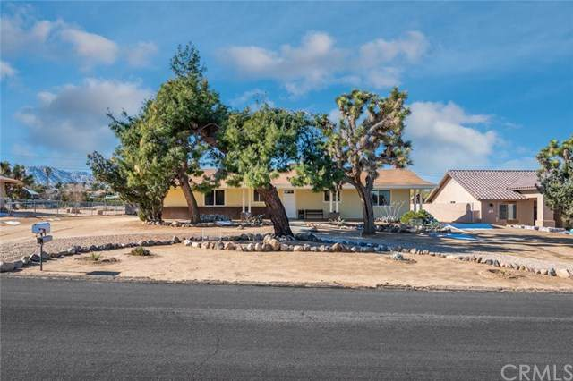 8656 San Vicente Drive, Yucca Valley, CA 92284 (#303007327) :: Wannebo Real Estate Group