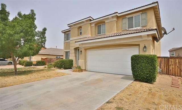 9511 Tanzanite Avenue, Hesperia, CA 92344 (#303007329) :: Wannebo Real Estate Group