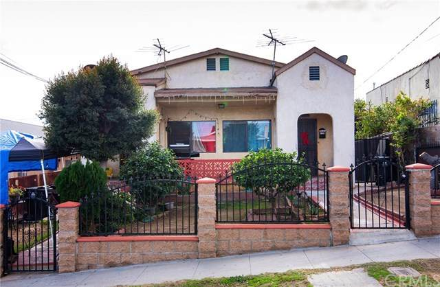 2706 Cincinnati Street, East Los Angeles, CA 90033 (#DW21019382) :: Wannebo Real Estate Group