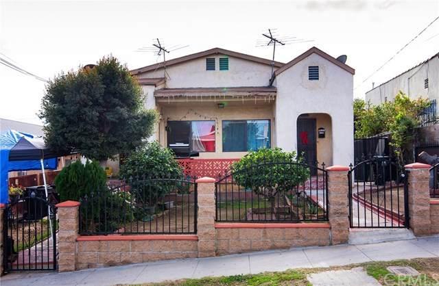 2706 Cincinnati Street, East Los Angeles, CA 90033 (#303009292) :: San Diego Area Homes for Sale