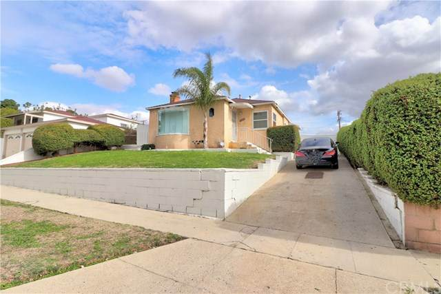 10012 S Gramercy Place, Los Angeles, CA 90047 (#303009514) :: Compass