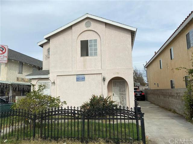 1289 W 35th Place, Los Angeles, CA 90007 (#303011268) :: Compass