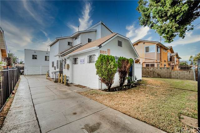 3530 W 67th Street, Los Angeles, CA 90043 (#303011680) :: Compass
