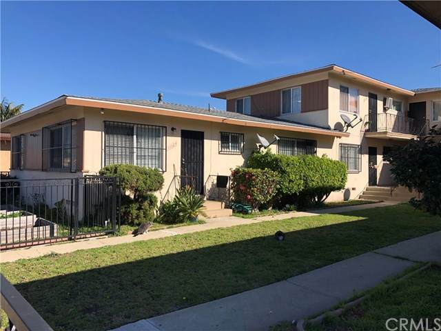 11124 S Inglewood Avenue, Inglewood, CA 90304 (#SB21019932) :: Wannebo Real Estate Group