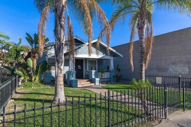 3925 Illinois St, San Diego, CA 92104 (#303014537) :: Cay, Carly & Patrick | Keller Williams