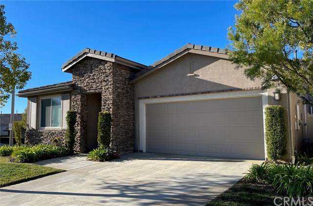1589 Turtle Creek, Beaumont, CA 92223 (#CV21000665) :: Wannebo Real Estate Group