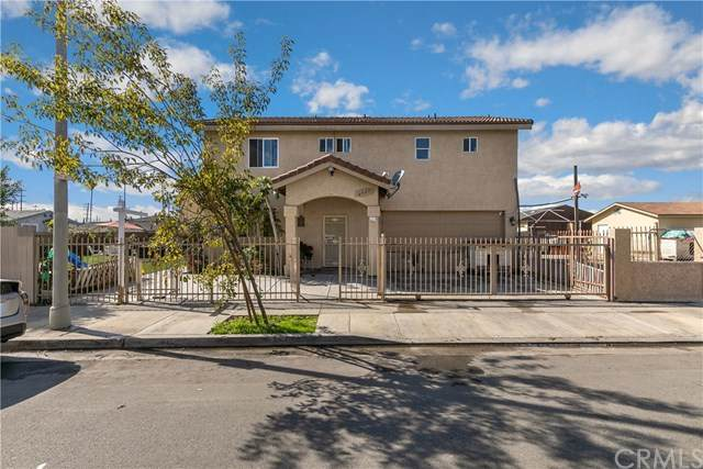 8925 S Flower Street, Los Angeles, CA 90003 (#303014565) :: COMPASS