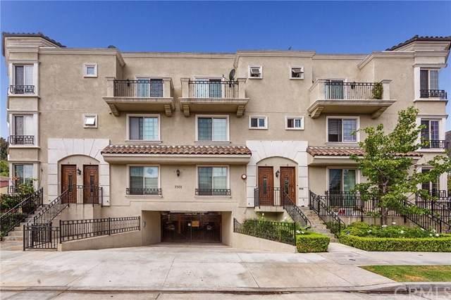 3501 Tilden Avenue #10, Los Angeles, CA 90034 (#303015014) :: Compass