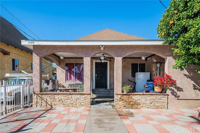 1405 Menlo Avenue, Los Angeles, CA 90006 (#303015544) :: Compass