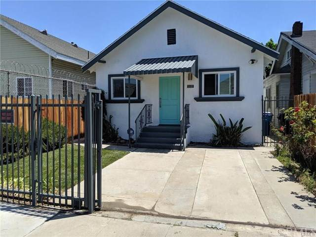 1610 2nd Avenue, Los Angeles, CA 90019 (#303015661) :: Compass
